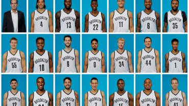 Brook-LIN Nets Roster for 2016-2017