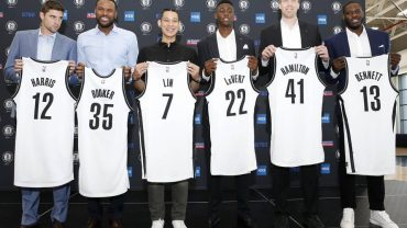 Brooklyn Nets Press Conference July 2016