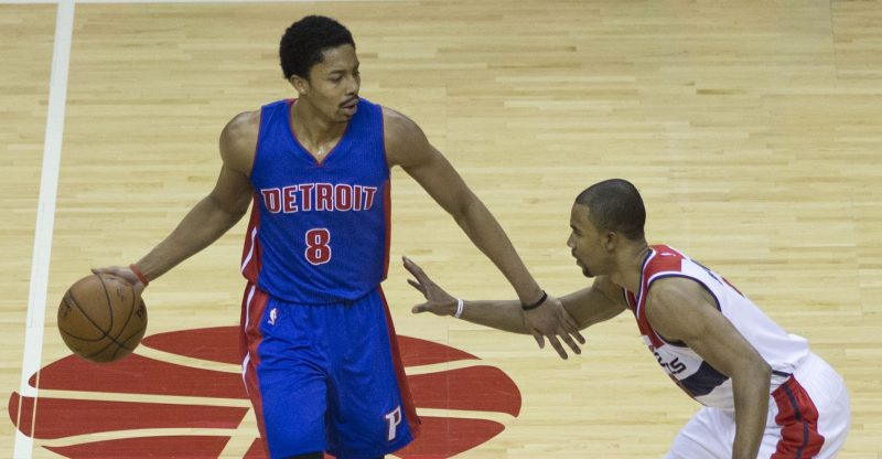 Spencer Dinwiddie, Ramon Sessions