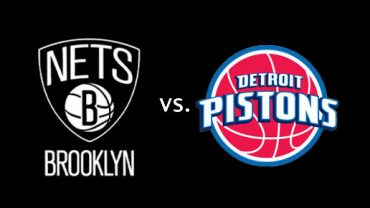 Brooklyn Nets vs. Detroit Pistons
