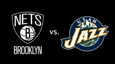 Brooklyn Nets vs. Utah Jazz