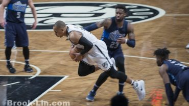 Randy Foye - Brooklyn Nets vs Dallas Mavericks 3/19/17