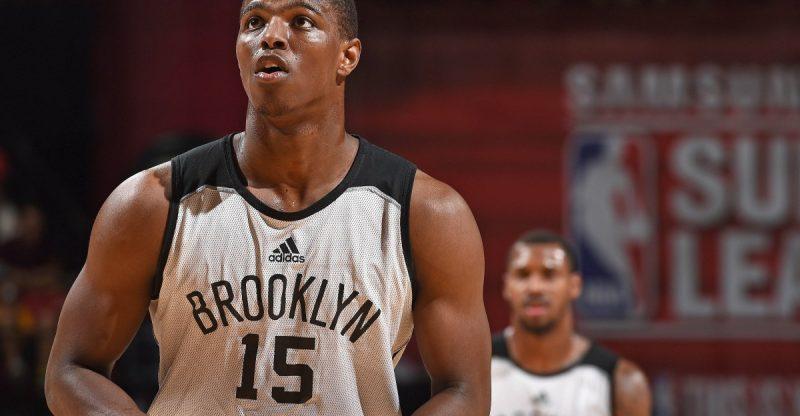 Isaiah Whitehead Brooklyn Nets Summer League