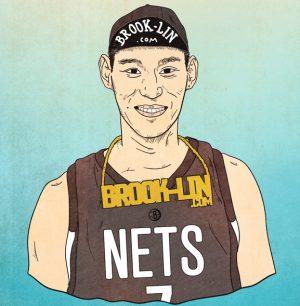 Jeremy Lin - Brook-Lin.com