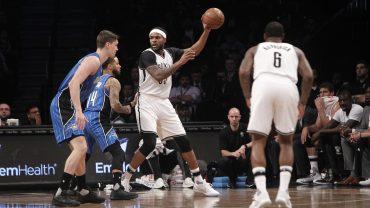 Nets vs. Magic