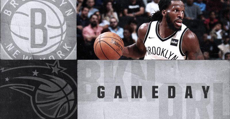 Nets vs Magic 10/24/17