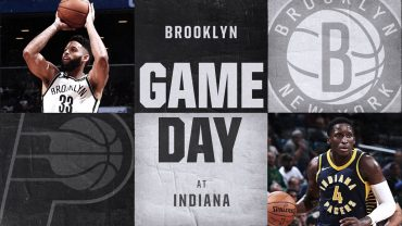 Nets vs. Pacers 10/18/17