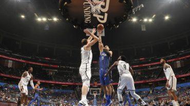 Nets vs Magic