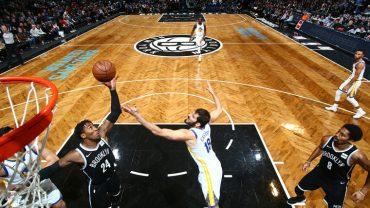 Nets vs Warriors