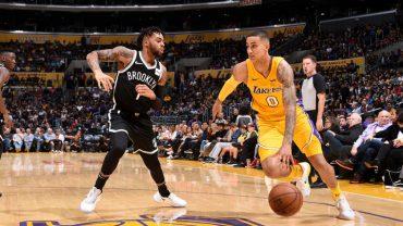Nets vs Lakers