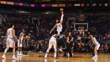 Nets vs Suns