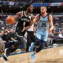 Nets vs Grizzlies