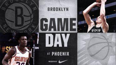 Nets vs Suns 11/6/17