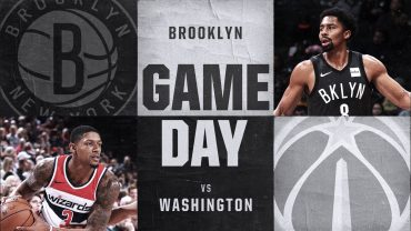Nets vs Wizards 12-12-17 Graphic