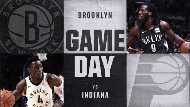 Nets vs Pacers 12-17-17 Graphics