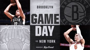 Nets vs Knicks 12-14-17 Graphic
