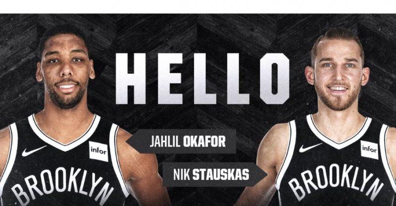 Jahlil Okafor & Nik Stauskas