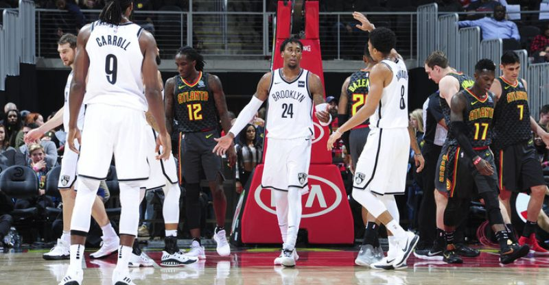 Brooklyn Nets at Minnesota Timberwolves Feature pregame 1-27-18