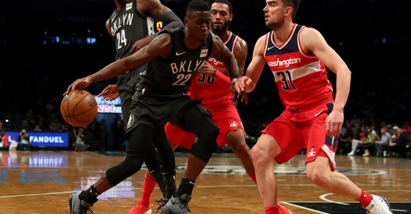 Brooklyn Nets vs Washington Wizards