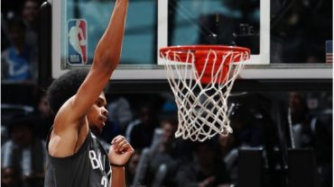 Brooklyn Nets at Atlanta Feature Image Jarrett Allen 1-12-18.JPG