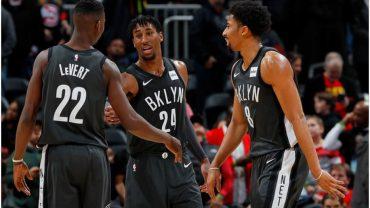 Brooklyn Nets at Atlanta Hawks Feature Image 1-12-18