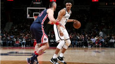 Brooklyn Nets at Washington Wizards 1-13-18 Feature Image Post Game .JPG
