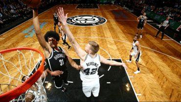 Brooklyn Nets vs. San Antonio Spurs 1-17-18 Postgame Feature Image