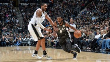 Brooklyn Nets vs. San Antonio Spurs 1-17-18 Pregame Feature Image .JPG