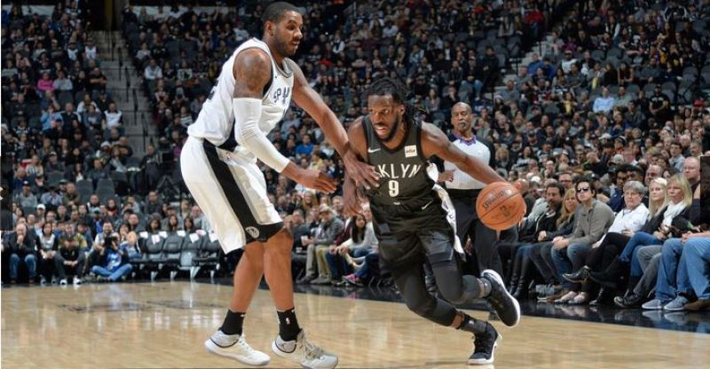 Brooklyn Nets vs. San Antonio Spurs 1-17-18 Pregame Feature Image .JPG