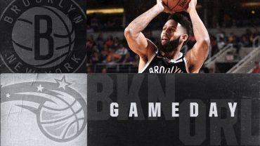 Nets vs Magic 1-1-18 Graphic