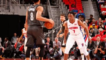 Brookyn Nets at Detroit Pistons feature image post game 2.7.18