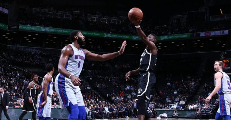 Brooklyn Nets at Detroit Pistons Feature Image Preview 2-7-18