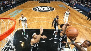 Brooklyn Nets at Milwaukee Bucks Feature Image post game Feb 4.JPG
