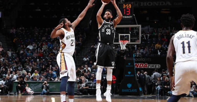 Brooklyn Nets vs New Orleans Pelicans post game feature image 2-10-18