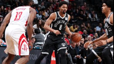 Brooklyn Nets vs. Houston Rockets 2-6-18 post game feature pic