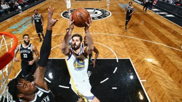 Brooklyn Nets at Golden State Warriors feature preview 3-6-18