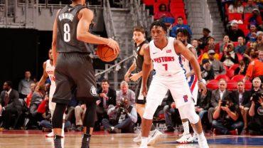 Brooklyn Nets vs Detroit Pistons 4.1.18