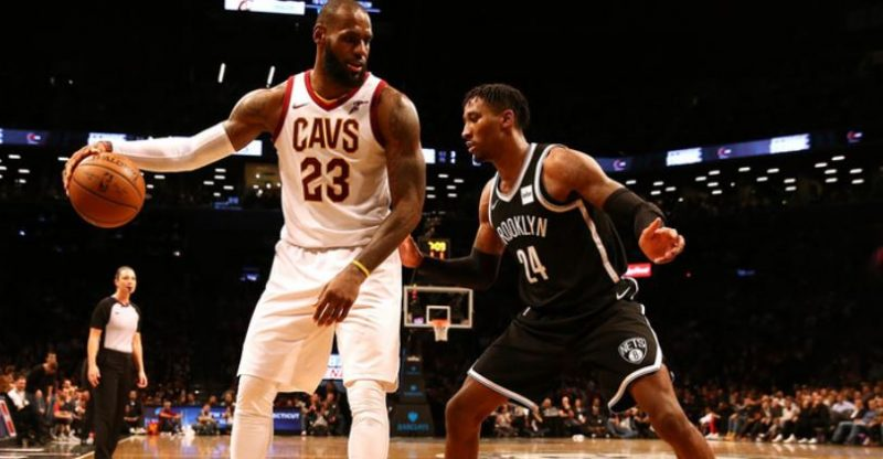 Brooklyn Nets vs. Cleveland Cavaliers pregame feature 3.25.18