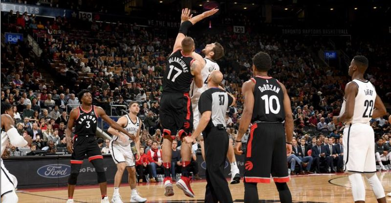 Brooklyn Nets Vs Toronto Raptors Feature Preview