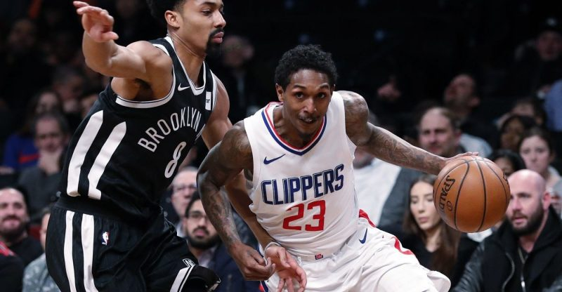 Brooklyn Nets at LA Clippers 3-4-18 post game feature image