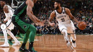 Brooklyn Nets at Boston Celtics 4.11.18