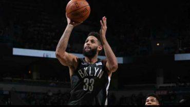 Brooklyn Nets at Milwaukee Bucks postgame 4.5.18