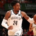 Brooklyn Nets vs Heat post game 3.31.18 Rondae Hollis-Jefferson