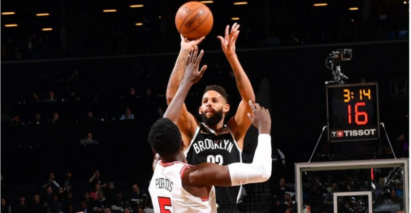 Brooklyn Nets vs. Chicago Bulls 4.9.18