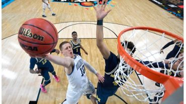 NBA Draft Donte DiVincenzo